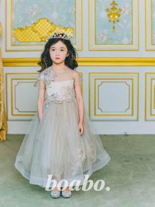 宝儿宝公主裙