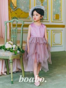 宝儿宝纱裙