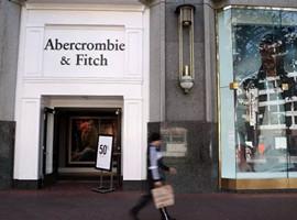 美国快时尚品牌Abercrombie&Fitch加快关店步伐