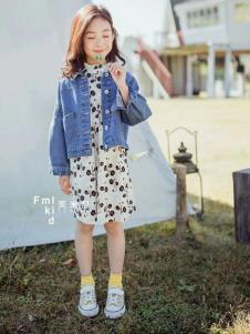 梦想号童装连体裙
