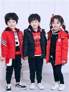 嗒嘀嗒童装冬季新款
