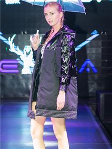 EIZSA艾卓拉秋冬新款时尚女装