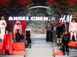ANGEL CHEN x H&M系列亮相天猫超级品牌日