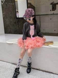 玖喆潮童裙子