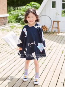 创印象童装秋季连衣裙