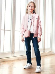 杰米熊秋冬新款童裝外套
