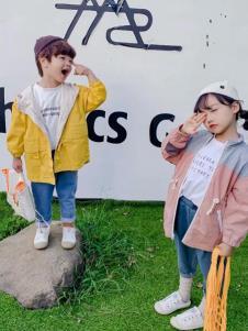 创印象童装秋季外套