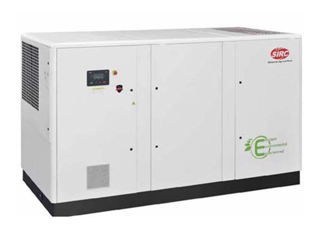 螺杆式空压机变频器调速对电机和生产有什么作用