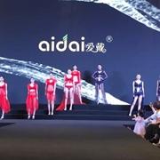 爱戴盛装出席-内衣视界万里行第六季财智峰会-杭州站