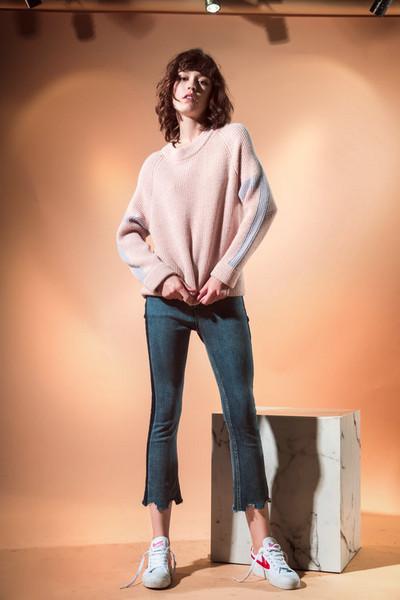 韩序专柜女装库存厂家一手货源走份品牌折扣女装