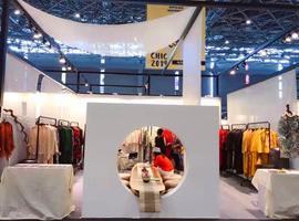 巨献服饰亮相CHIC2019(秋季) 打造时尚国风女装