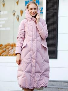 ZOLLE因为秋冬新款女装羽绒服