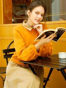 ZOLLE因为秋冬新款女装毛衣