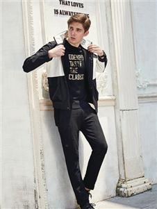 爱登堡男装新款外套