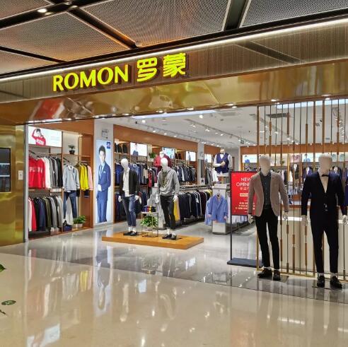 開店播報|羅蒙新零售上海徐家匯華涇龍湖店盛大開業