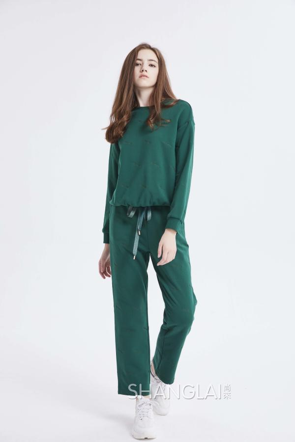 SHANGLAI尚來時尚女裝2020春夏新品發布誠邀您的蒞臨!