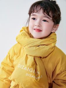 棣仔新款童装羽绒服