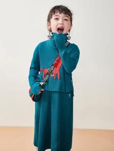 棣仔新款童装套装