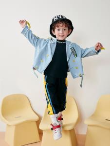 棣仔新款童装外套