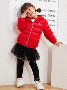 迪士尼宝宝新款秋冬童装羽绒服