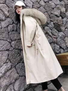 夺宝奇兵秋冬新款大衣