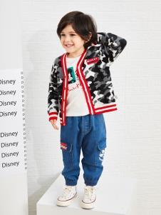 迪士尼宝宝新款秋冬童装外套