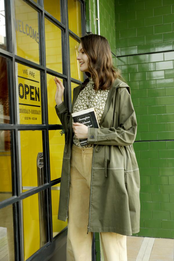 ZOLLE因为女装秋季新款上市 用舒适打开穿搭新思路