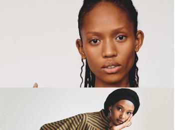 黑人模特的崛起和新偶像的诞生 活跃在顶级秀场舞台