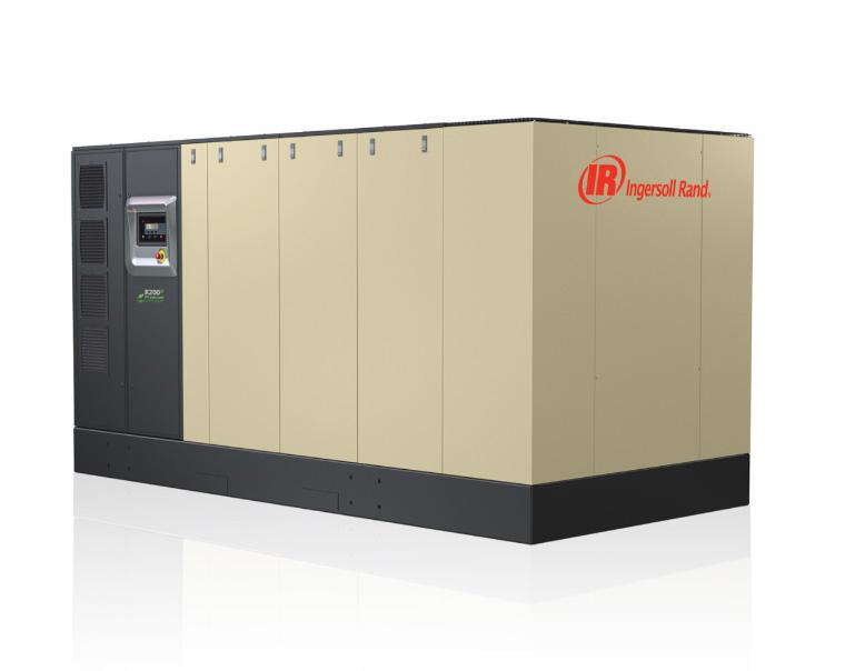 两级压缩螺杆式空压机,电机发热和发热过快的原因