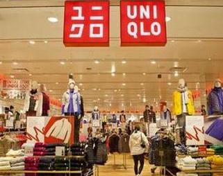 日本服装零售商优衣库首次亮相印度市场
