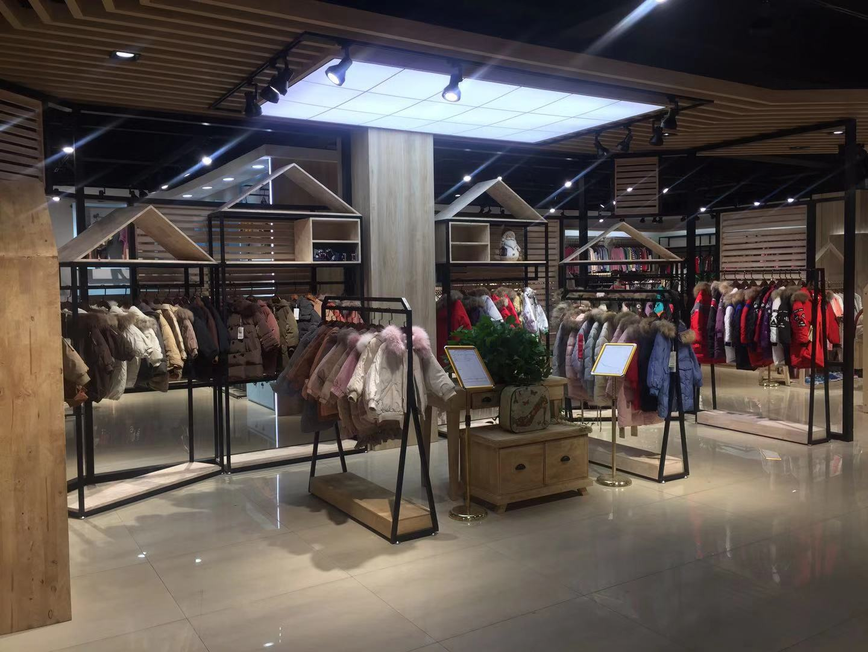 童裝店鋪風格的多樣化 直接決定著店鋪的客流量