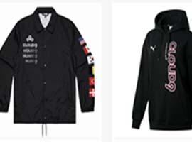 彪马与电竞战队Cloud9合作推出服装系列