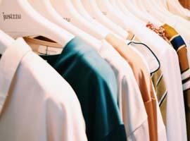 服装销售量同比下降24.8% 运动休闲服饰潜力十足