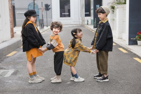 快時尚童裝加盟 城秀讓事業輕松起步