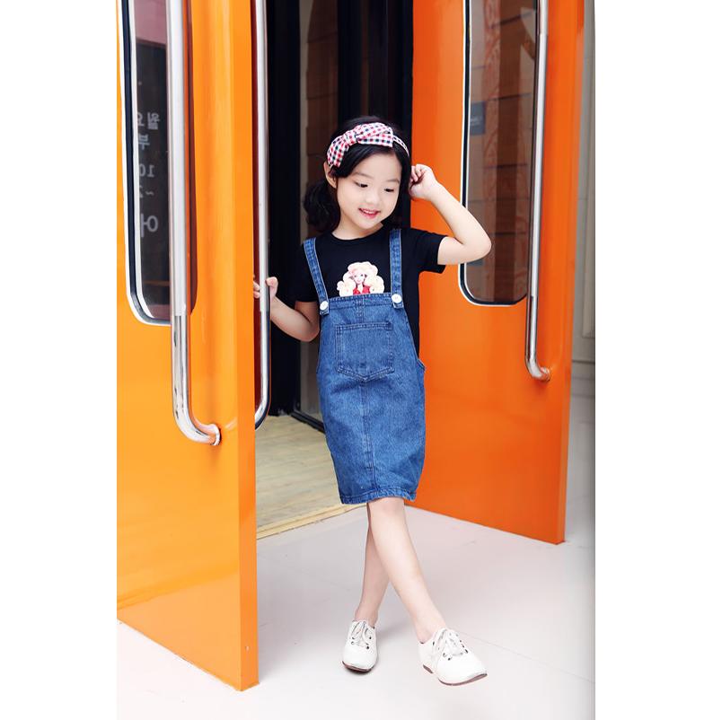 台山市蜜露珂娜品牌童装尾货货源韩国童装批发