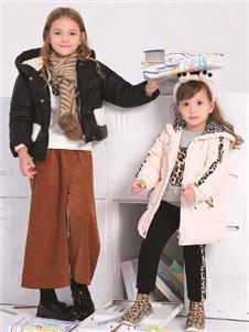 铅笔俱乐部冬季新款羽绒服