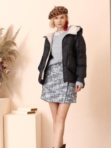 百图冬季女装新款