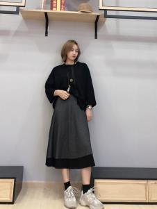 优主义半身裙