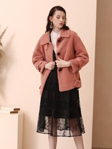 百图冬季女装新款外套