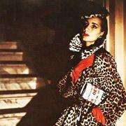 JANE STORY | 豹紋花色,拉升時尚與個性穿搭格調。