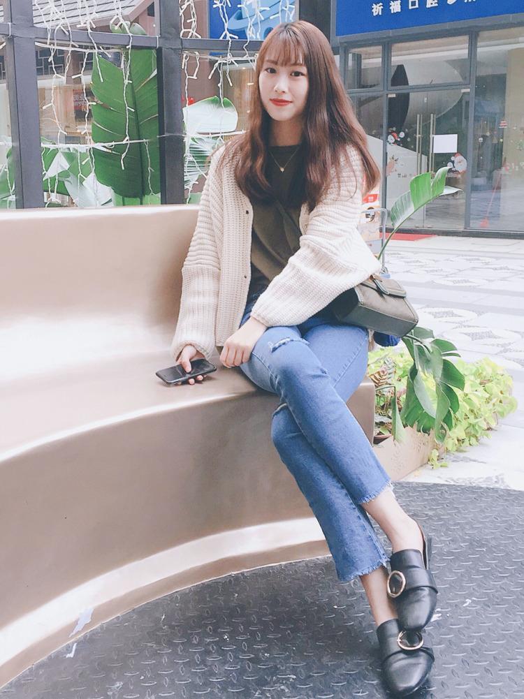 第五街牛仔裤修身欧美风品牌女装折扣批发