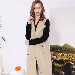秋日里最美的外套,莎斯莱思时尚女装告诉你,衣橱里还缺哪一件?