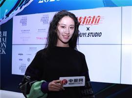 中服上海站|模特们眼里的时装周