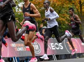耐克NEXT%跑鞋让跑马快2分钟,多名运动员联名投诉