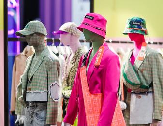 这些实力雄厚的中国企业也来到了上海时装周