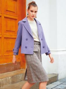 衣艾2019冬女装新款外套