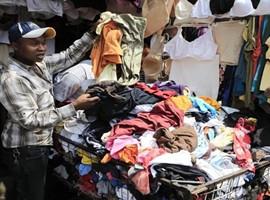 中国家庭一年闲置60公斤旧衣服 二手服饰商机出现