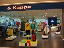 二季度Kappa店铺零售流水取得中段增长