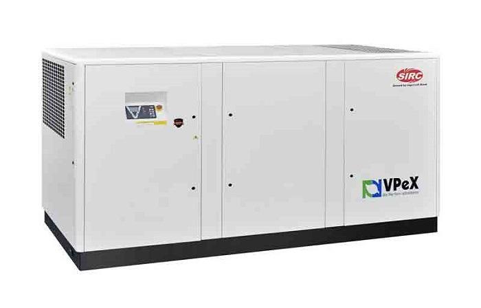 螺杆式空压机如何配置度身定造的冷干机