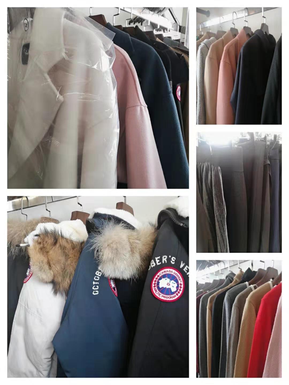 中高端品牌女装批发,适合二次批发、精品店的服装批发